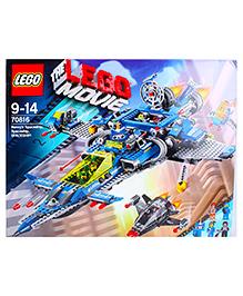 Lego Bennys Spaceship