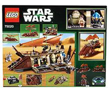 Lego Jabba Sail Barge Playset