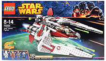 Lego Star Wars Jedi Scout Fighter