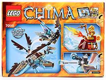 Lego Vardys Ice Vulture Glider Playset