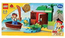 Lego Duplo Jakes Treasure Hunt