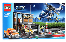Lego City Helicopter Arrest