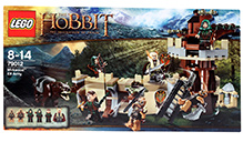 Lego Mirkwood Elf Army The Hobbit