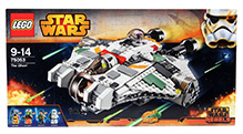 Lego The Ghost Star Wars - 9 To 14 Years
