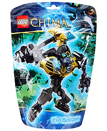Lego CHI Gorzan Chima - Height 16 cm