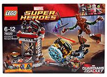 Lego Knowhere Escape Mission Super Heroes Set
