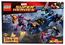 Lego X-Men versus The Sentinel Set