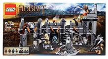 Lego The Hobbit - Dol Guldur Battle