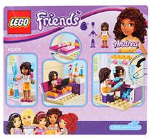 Lego Andreas Bedroom Friends