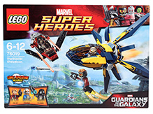Lego Starblaster Showdown Super Heroes