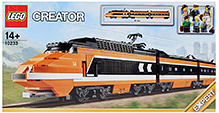 Lego Horizon Express Creator