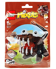 Lego Mixels Jawg