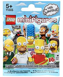 Lego Minifigures The Simpsons
