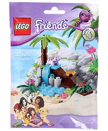 Lego Turtle's Little Paradise 41041
