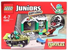 Lego Turtles Lair - Juniors