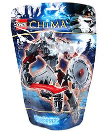 Lego Legends of Chima - CHI Worriz