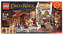Lego The Lords Of The Ring - The Council Of Elrond - 8 To 14 Years
