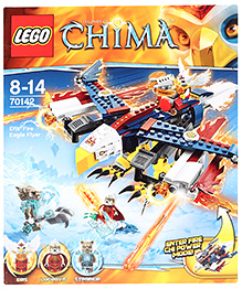 Lego Legends of Chima - Eris Fire Eagle Flyer