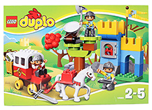 Lego Duplo Treasure Attack