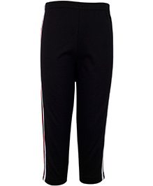 Taeko Track Pant Full Length - Black