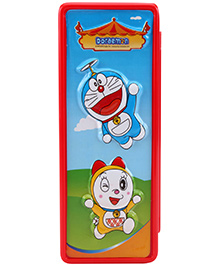 Buddyz Doraemon 2D Pogo Pencil Box