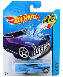 Hotwheels Color Shifters Purple Passion City