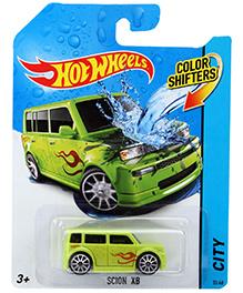 Hotwheels Color Shifters Scion XB City