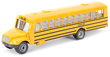 Siku US School Bus - Yellow