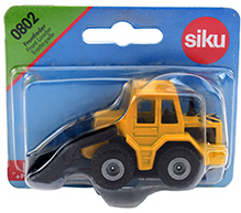 Siku Front Loader - Yellow