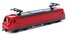 Siku Electrical Train Engine - Red