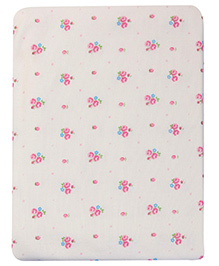 Zero Wrapper Cream - Floral Print