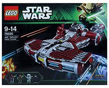 Lego Star wars Jedi Defender - Class Cruiser
