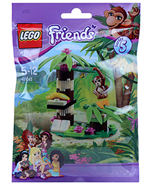 Lego Friends - Orangutan's Banana Tree