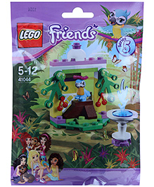 Lego Friends Macaw's Fountain