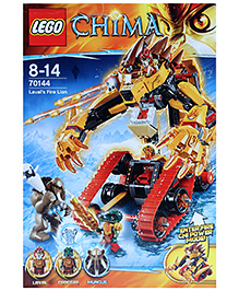 Lego Legends of Chima - Laval's Fire Lion