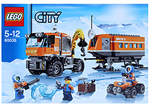 Lego City - Arctic Outpost Playset