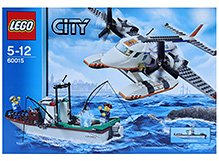 Lego City - Coast Guard Plane