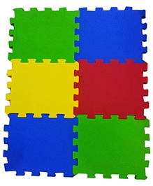 Ultimate Play Mat - Multi Coloured