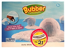 Waba Fun Bubber Box White - 21 Oz/ 3 Lit