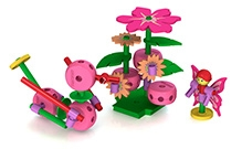Waba Fun Superstructs Pinklets Lillies And Friends