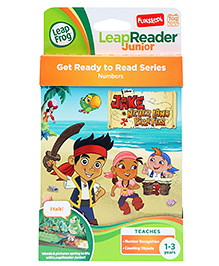 Leap Frog Junior Reader - Jake And The Neverland Pirates