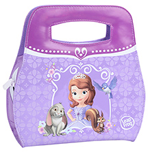 Leap Frog Mobile Learning Fashion Handbag - Sofia the First - 8 x 23.5 x 23.5 cm