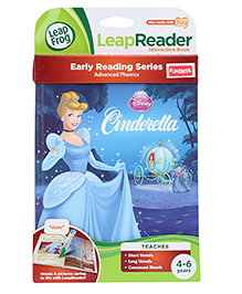 Leap Frog Tag Book Early Reader - Cinderella