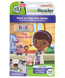 Leap Frog Leap Reader Book Doc Mcstuffins