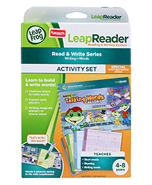 Leap Frog Writing Workbook Talking Words Factory