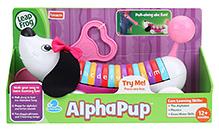 Leap Frog Alphapup Scout - Violet - 12 Months+