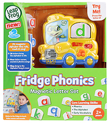Leap Frog Fridge Phonics Magnetic Letter Set - 2 Years+