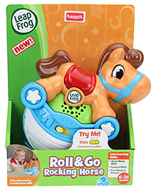 Leap Frog Roll And Go Rocking Horse - 6 To 36 Months