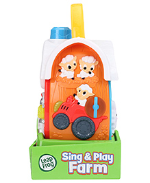 Leap Frog Sing And Play Farm - 6 To 36 Months