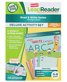 Leap Frog LeapReader - Learn To Write With Letters Mr. Pencil